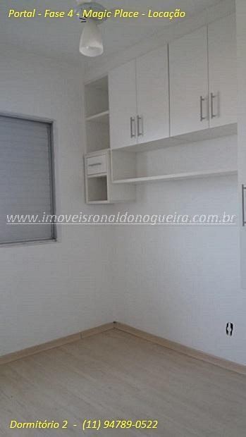 Aluguel De Apartamento Em Portal Dos Bandeirantes - Jd. Iris Em São Paulo-SP