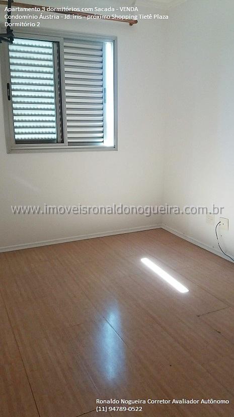 Apartamento Tipo A Venda Em São Paulo no Jardim Iris - Pirituba