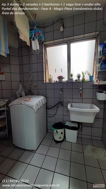 Apartamento Tipo A Venda Em São Paulo no Portal dos Bandeirantes - Jd. Iris
