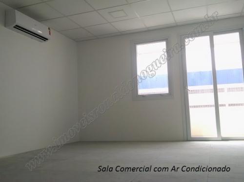 Aluguel De Sala Comercial Em Barra Funda Em São Paulo-SP