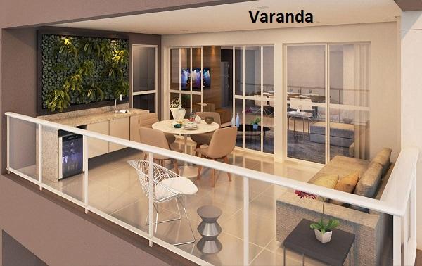 Lançamentos De Apartamento Tipo No Vila Mariana Em São Paulo-SP