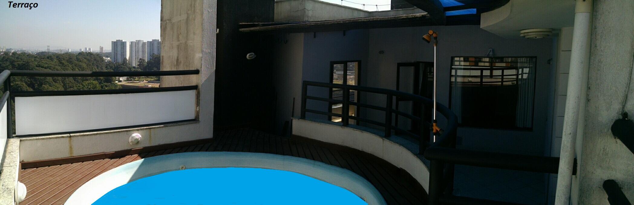 Aluguel De Cobertura Penthouse Em Portal Dos Bandeirantes - Jd. Iris Em São Paulo-SP